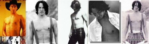 Keanu_Bare_chest_collage